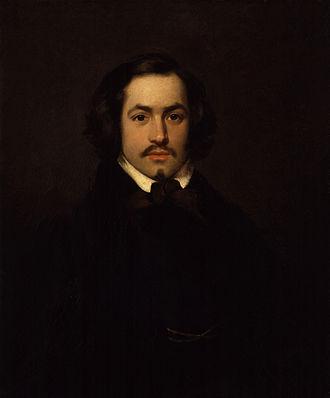 John Barnett - John Barnett painted by Charles Baugniet in 1839