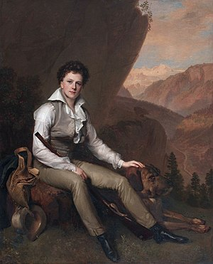 John Campbell, 2nd Marquess of Breadalbane - John Campbell, 5th Earl and 2nd Marquess of Breadalbane, by Firmin Massot
