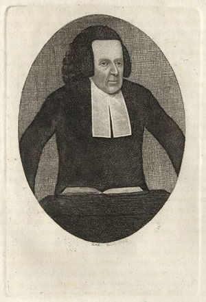 Evangelical revival in Scotland - John Erskine, leading figure in the movement in the late eighteenth century