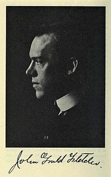 John Gould Fletcher selected letters