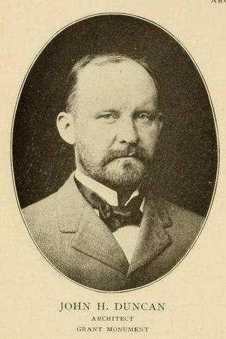 John H. Duncan - John H. Duncan