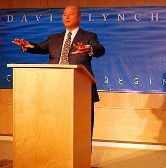 John Hagelin - Hagelin in 2009