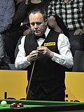 John Higgins at Snooker German Masters (DerHexer) 2013-01-30 05.jpg