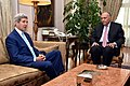 John Kerry with Sameh Shoukry July 2014.jpg