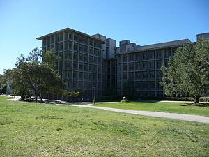 John Muir College - Image: John Muir College, UCSD
