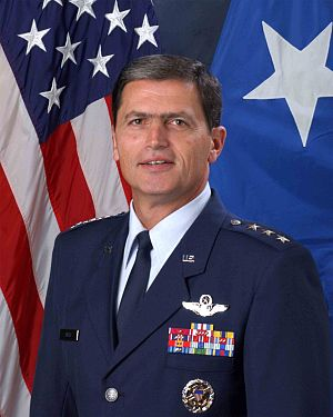 Presidents of The Citadel, The Military College of South Carolina - LtGen John Rosa