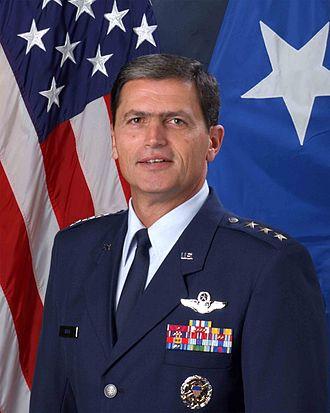Presidents of The Citadel, The Military College of South Carolina - LtGen John Rosa