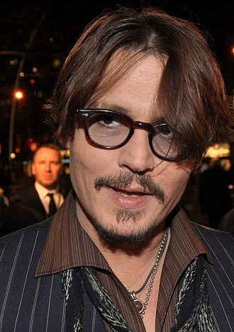 The Rum Diary (film) - Johnny Depp in November 2011, at a premiere of the film in Paris