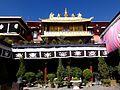Jokhang Temple Lhasa Tibet China 西藏 拉萨 大昭寺 - panoramio.jpg