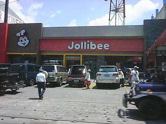 Sariaya - Jollibee Sariaya