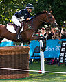 Jonelle Richards Flintstar cross country London 2012.jpg