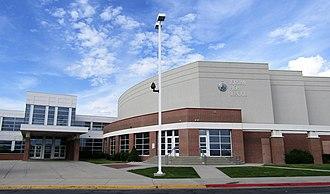 Jordan High School (Sandy, Utah) - Jordan High School