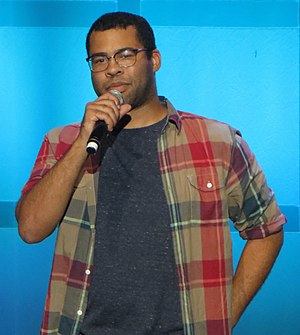 Jordan Peele - Peele performing in 2012