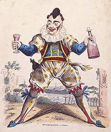 clown datant