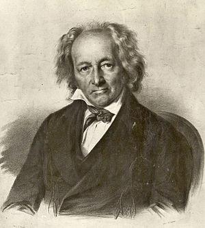 Joseph Mendelssohn - Image: Joseph Mendelssohn cropped