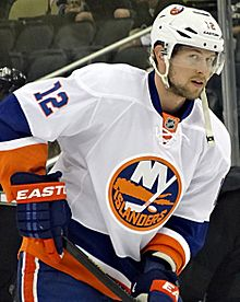Bailey with the New York Islanders in May 2013. eef26288b