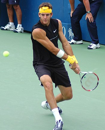 Juan Mart%C3%ADn del Potro at the 2009 US Open 03