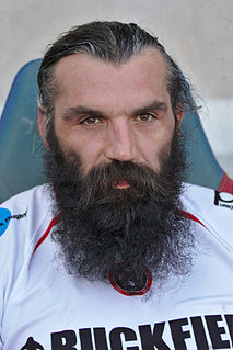 Sébastien Chabal French rugby union player