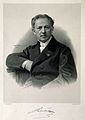 Jules-Germain Cloquet. Lithograph by J. B. A. Lafosse, 1866, Wellcome V0001159.jpg