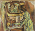 JulesPascin-1917-Dressing Woman.png