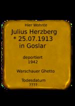 Julius Herzberg