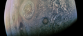 Jupiter - Juno Perijove 7 (35064049914).png