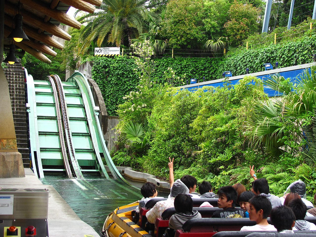 File:Jurassic Park The Ride at Universal Studios Japan 5