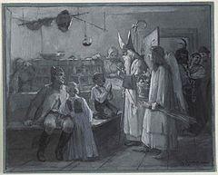 Saint Nicholas Day. Jurij Šubic   Nikolo