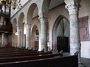Justinuskirche Höchst Säulenkapitelle