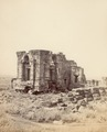 KITLV 100547 - Unknown - Martand temple (temple of the sun) of the Hindu on the plateau above the Kashmir Valley in British India - Around 1870.tif