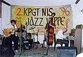 KPGT - 96 Branko Markovic (kontrabas), Ognjen Radivojevic (klavir), Petar Radmilovic (bubnjevi) 02.jpg