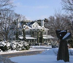 Robert Hemenway - Chancellor's Residence, the University of Kansas, Lawrence, Kansas