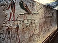 KV17, the tomb of Pharaoh Seti I of the Nineteenth Dynasty, Corridor D decorated with the fourth hour of the Amduat, Valley of the Kings, Egypt (49849708608).jpg