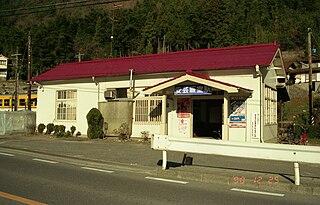 Aki-Imuro Station