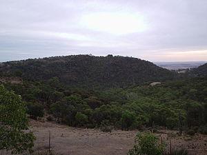 Barossa Range - Image: Kaiserstuhl South Australia