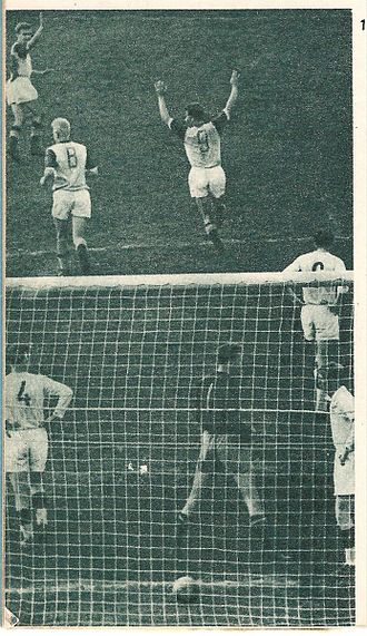 JK Tallinna Kalev - Tallinna Kalev in a 2–2 draw against FC Spartak Moscow in 1961.