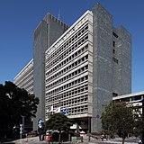 Oficinas de la Prefectura de Kanagawa, Yokohama(1961)