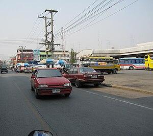 Kanchanaburi - Kanchanaburi Bus Terminal