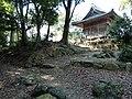 Kaneyama castle deguchi.JPG