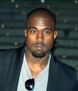 Kanye West American rapper, singer, and record producer from Illinois
