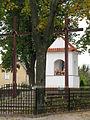 Kapliczka z Figura św.Piotra,Brańsk.JPG