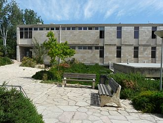 Giulio Racah - The Racah Institute of Physics at the Hebrew University Givat Ram campus in Jerusalem