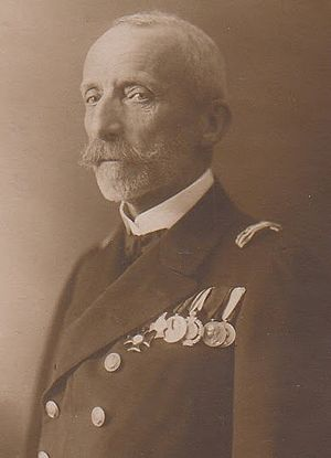 Kingdom of Poland (1917–18) - Archduke Charles Stephen (Karl Stephan) in 1917.