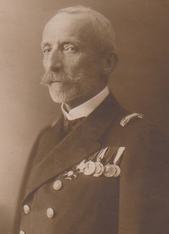 Kingdom of Poland (1917–1918) - Archduke Charles Stephen (Karl Stephan) in 1917.