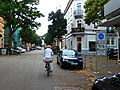 Karlsruhe Fahrradstraße Gartenstr.JPG