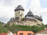 Karlstejn castle Czech Republic.JPG