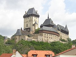 Karlstejn castle Czech Republic.JPG
