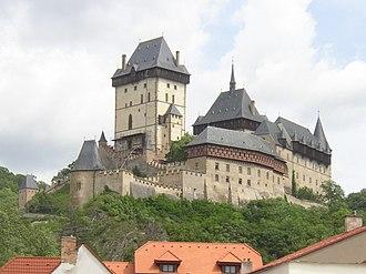 Bohemia - Karlštejn Castle