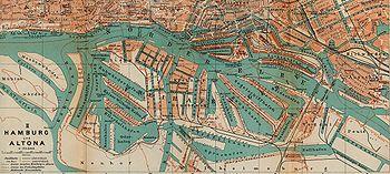 karte freihafen hamburg Hamburger Hafen – Wikipedia