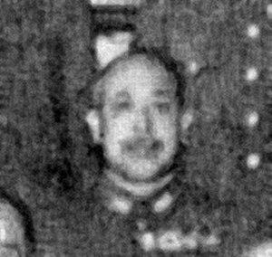 Yukio Kasahara - General Yukio Kasahara